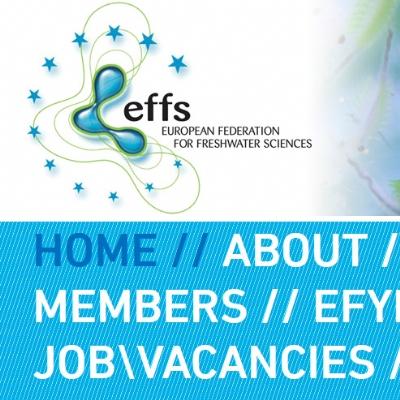 EFFS European Federation for Freshwater Sciences